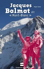 「Jacques Balmat portrait, monbran」の画像検索結果