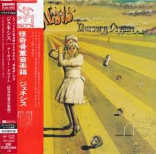 <b>Genesis</b> - <b>Nursery</b> Cryme (1971) Platinum SHM-CD lossless