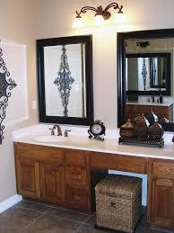 bathroom remodel large framed