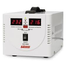 <b>Стабилизатор</b> напряжения <b>Powerman AVS</b> 1000D (1192182 ...