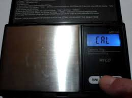 How To Calibrate Digital Pocket Scales WITHOUT a Calibration ...