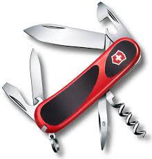 <b>Нож перочинный Victorinox EvoGrip</b> 10 2.3803.C купить недорого ...