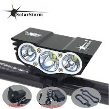 Solarstorm X3 <b>Bicycle 6000 Lumens</b> 4 Mode XM L T6 <b>LED Cycling</b> ...