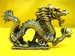 46inch bronze dragon at feng shui bestbuy chinese feng shui dragon