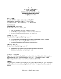 making a simple resume tk category curriculum vitae