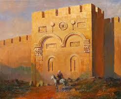 Image result for the golden gate jerusalem