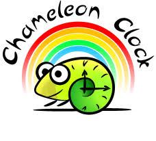 Chamaleon Clock reloj para windows Full