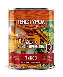 <b>Деревозащитное средство Текстурол</b> тиксо тик 1л 90002002763 ...