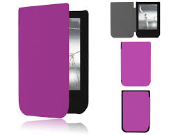 <b>Аксессуар Чехол BookCase для</b> Pocketbook 631 Purple BC-631-PR