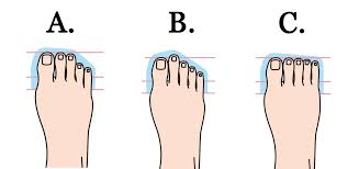 life stories what your toes can tell you about your personality