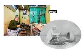 "photo essay   we the people  then and now   slideshow   livemint    this sonar  right  was captioned by the british as ""most ancient order of artizans in india""  lensman dinesh khanna met his contemporary counterpart"
