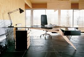 office large size furniture glass top with wooden bases large modern home office desk design attractive modern office desk design