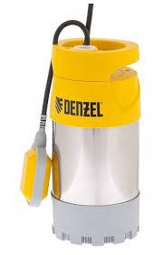 Дренажный <b>насос Denzel PH900</b> (900 Вт) — купить по выгодной ...