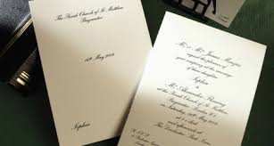Luxury Personalised <b>Wedding</b> Invitations in UK | The Letter Press