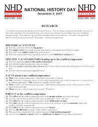 history fair process paper how to write the nhd process paper houston