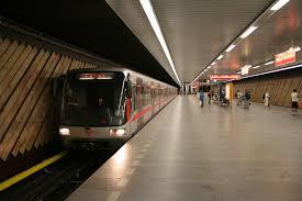 Ligne C du métro de Prague