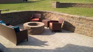 patio hill retaining wall
