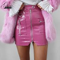 Wholesale <b>Sexy</b> Faux <b>Leather Mini</b> Skirt for Resale - Group Buy ...