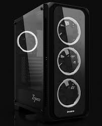 Обзор и тест <b>корпуса Zalman</b> Z7 Neo: шасси, lighting, два стекла ...