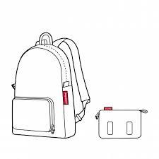 <b>Рюкзак складной</b> Reisenthel <b>Mini Maxi</b> купить в Москве. Цена в ...