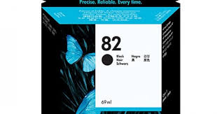 Ink <b>HP 82 Black</b> CH565A