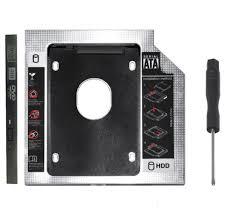 Купить Aluminum Factory New Universal SATA 2nd HDD Caddy ...
