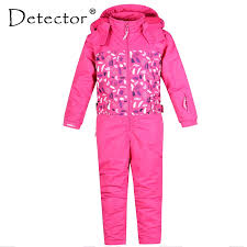 <b>Detector</b> Girl <b>Ski</b> Suit Waterproof Windproof <b>Ski snowboard</b> Bid ...