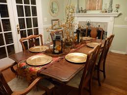 Dining Room Table Centerpiece Decorating Dinner Table Setup Ideas Imanada