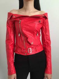 <b>2019 NiceMix 2019</b> Autumn Women Faux Leather Jacket <b>Off The</b> ...