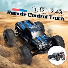 1:12 <b>Radio Remote Control</b> Car <b>RC Off Road</b> Buggy Monster Truck ...