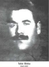 """... lumte dora atyre """"tradhetareve"""" qe i kane dhene denimin e merituar """"heroit te Kosoves"""". Lavdi vepres se madherishme te deshmorit te kombit Tahir Meha. - 39842076"""