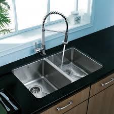 undermount kitchen sink stainless steel:  stainless steel undermount kitchen sink double bowl