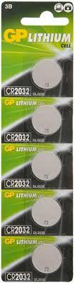 Купить <b>CR2032 Батарейка GP Lithium</b> в интернет-магазине ...