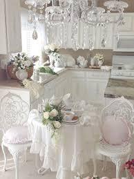 provence styled shabby chic kitchen in white amazing white shabby chic
