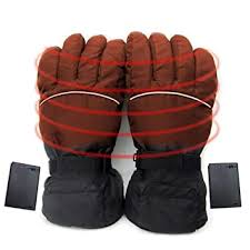 MOGOI <b>Heated Gloves</b>, <b>Electric Heated Gloves</b> for Men Women ...