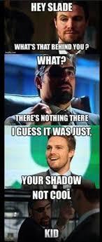 The Best Arrow Memes So Far - moviepilot.com via Relatably.com