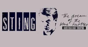 <b>Sting - The Dream</b> Of The Blue Turtles Australian Tour '86