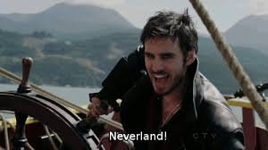 Image result for hook once upon a time gif