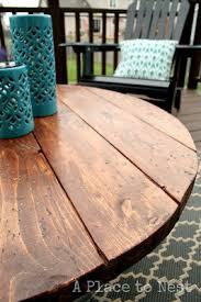 patio table top diy