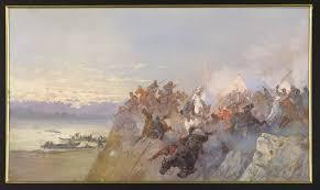 Картинки по запросу битва на ирменском поле