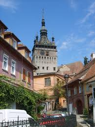 Torre dell'orologio di Sighișoara