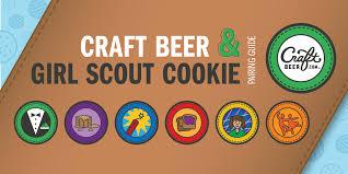 <b>CraftBeer</b>.com's <b>Girl</b> Scout Cookie <b>Beer</b> Pairing Guide