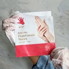 <b>Маска</b>-<b>перчатки для рук</b> увлажняющая Holika Holika   KoreanSun.ru