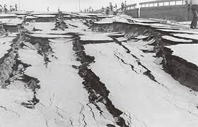 「1964年 - 新潟地震」の画像検索結果