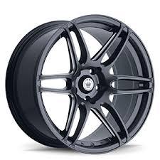 <b>Konig Deception</b> 32 Black - Tires And Wheels