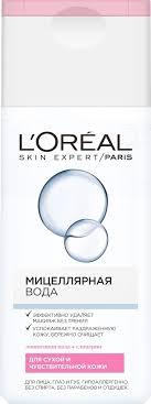 <b>L'Oreal Paris Мицеллярная</b> вода для снятия макияжа, для сухой и ...