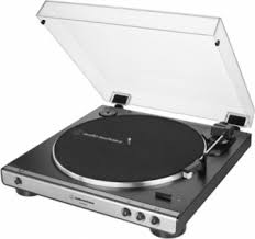 Виниловый <b>проигрыватель Audio</b>-<b>Technica AT</b>-<b>LP60X</b>-USB купить ...