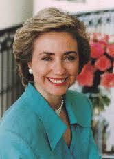 Hillary Diane Rodham wurde am 26. Oktober 1947 als Tochter von Hugh und ...