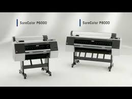 <b>Epson SureColor</b> SC-P6000 <b>SC</b>-<b>P8000</b> Series - YouTube