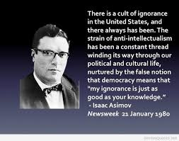 Isaac Asimov Quote via Relatably.com
